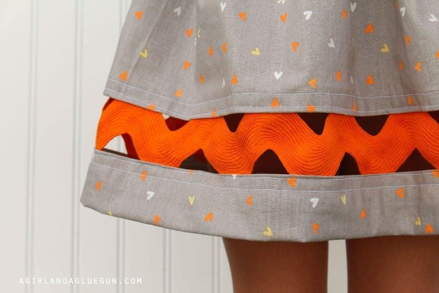 perfect cute skirt for little girls