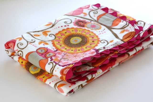 ric rac blanket