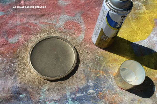 spray paint lid