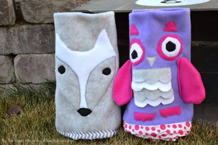 DIY-Animal-Roll-Up-Blankets-6