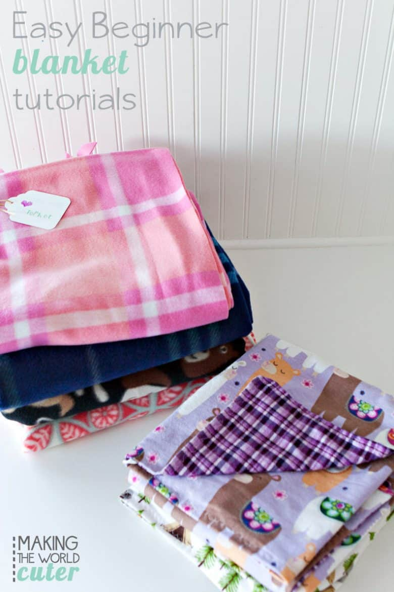 Easy-Beginner-Blanket-Tutorials