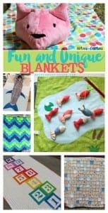 Unique and Fun Blankets