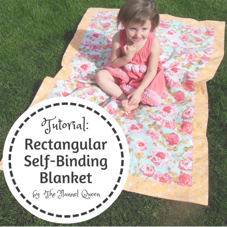 Rectangular Blanket Main