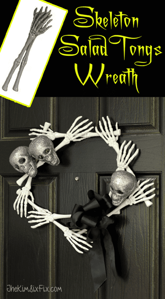 Skeleton-Salad-Tongs-Wreath