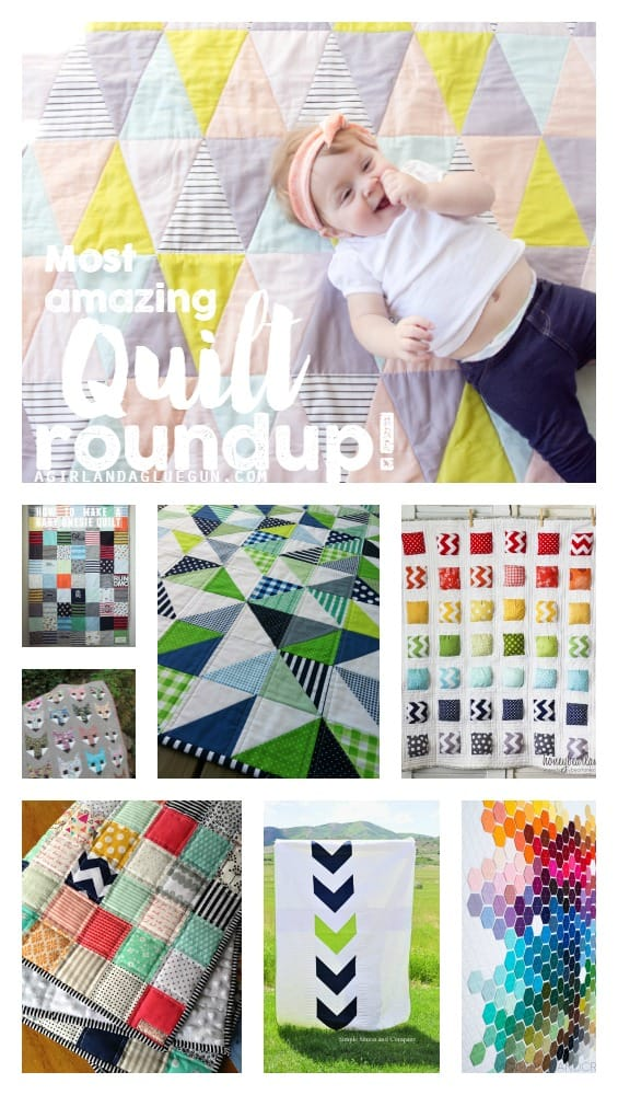 all things quilting roundup! so much prettyness and quilts that you can diy yourself! perfect for beginners!