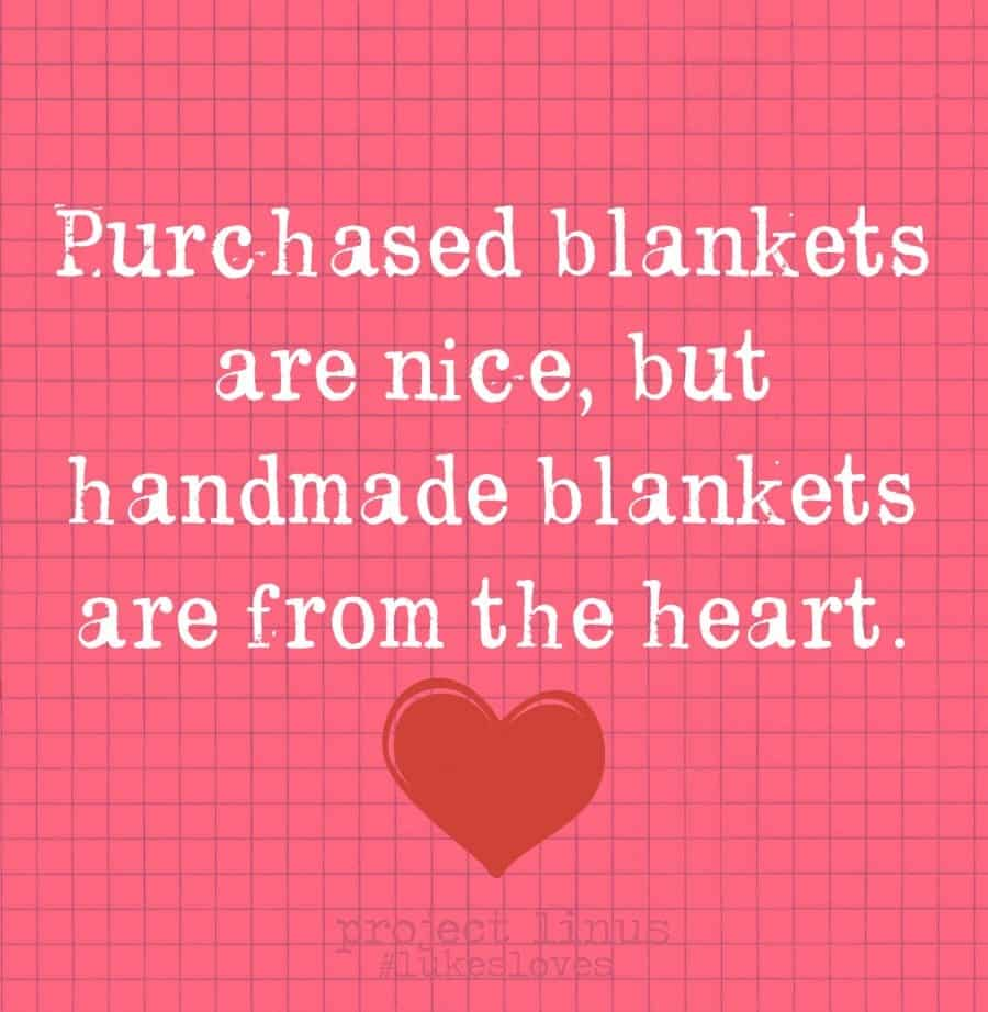 blanket from the heart