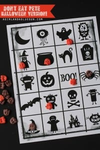 Throw a Halloween party with Cereal!