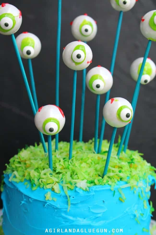 fun halloween treat for parties