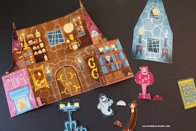 how to make a castle