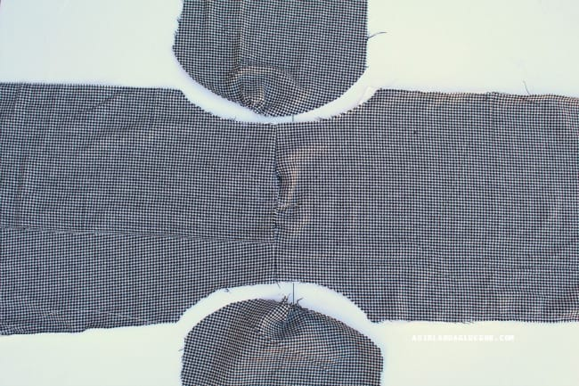 how to sew a coat jacket