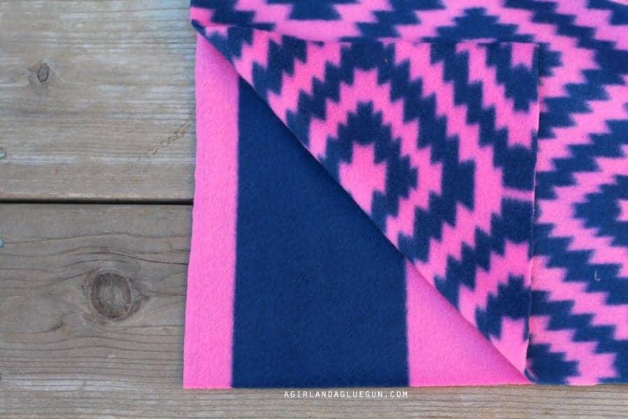 two fun fabrics