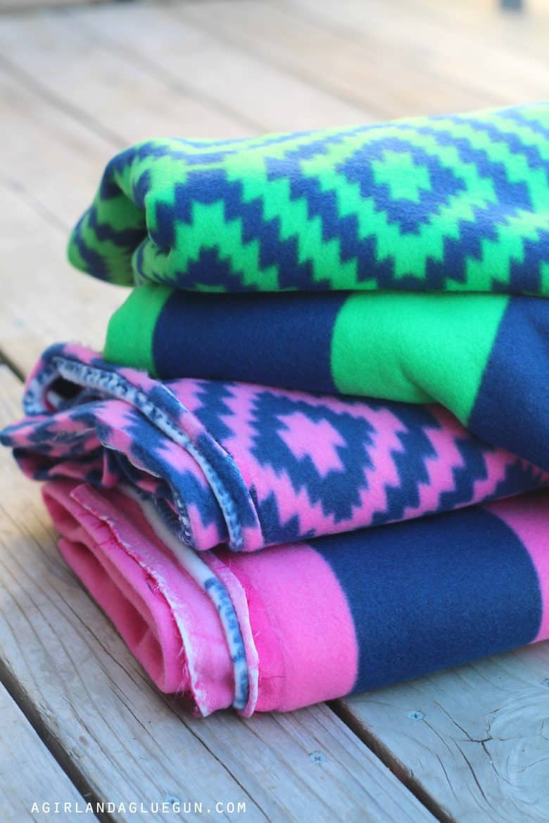 everything you ever wanted to know about making fleece blankets a