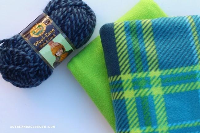 yarn supplies