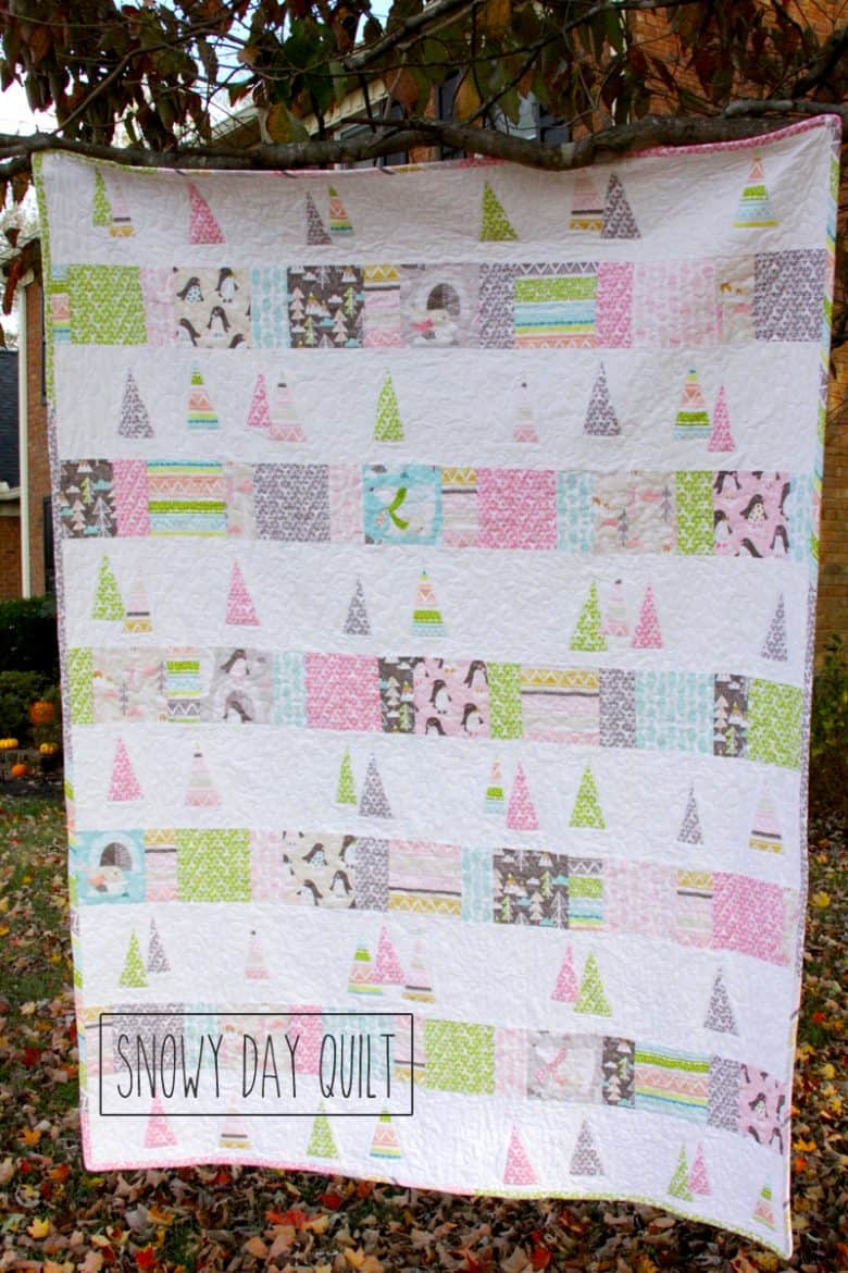 DIY-Snowy-Day-Quilt