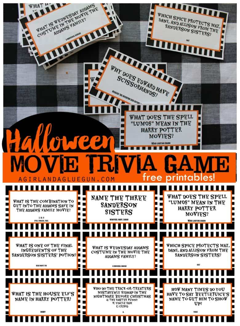 free printable halloween trivia games for adults