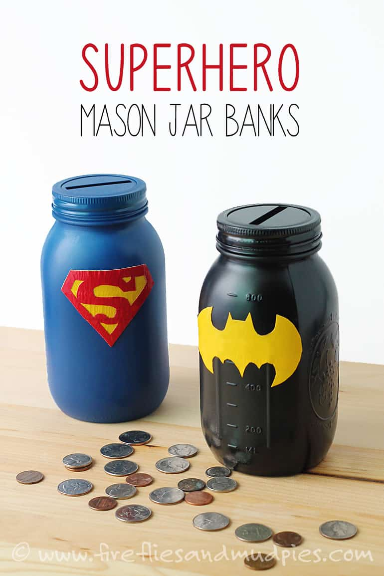 Mason-Jar-Superhero-Banks