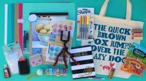 Favorite things giveaway!!!