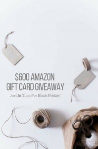 Who wants to win $600 to AMAZON!!!!