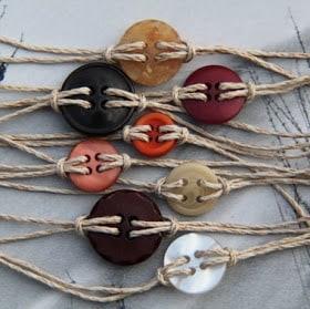 buttonbracelet