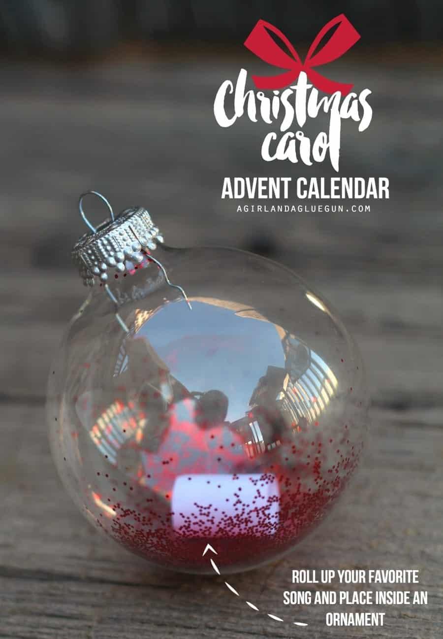 fun way to countdown christmas