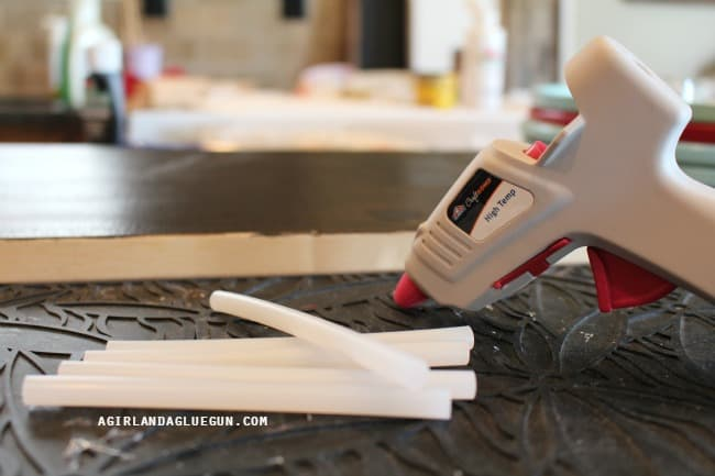 hot glue gun no strings elmers