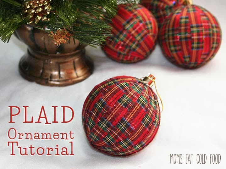 Mad For Plaid A Girl And A Glue Gun