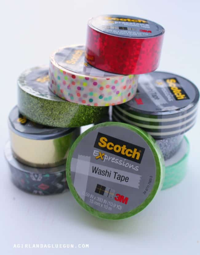 scotch washi tape