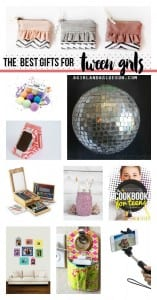 the best gifts for tween girls