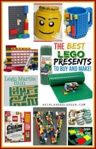 best lego presents! DIY AND BOUGHT!