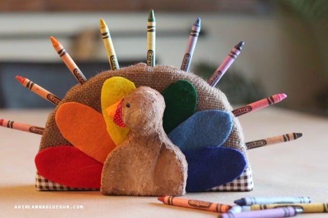 turkey craft diy