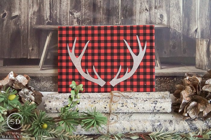 Buffalo-Check-Antler-Decor-08950
