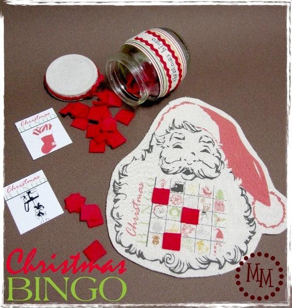 Christmas Bingo 1