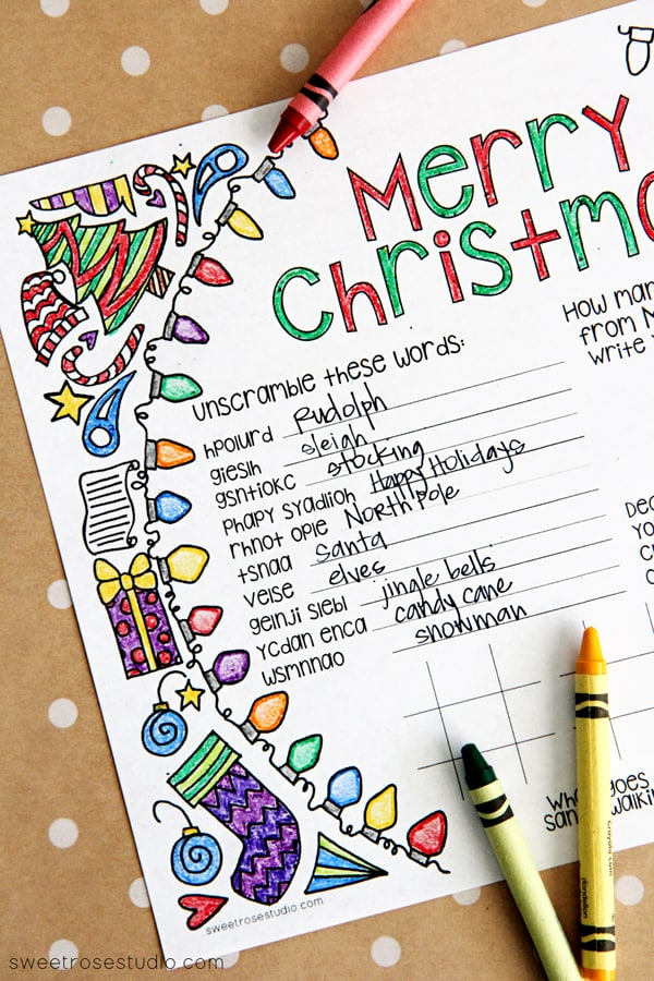 Kids-Christmas-Activity-Sheet-4