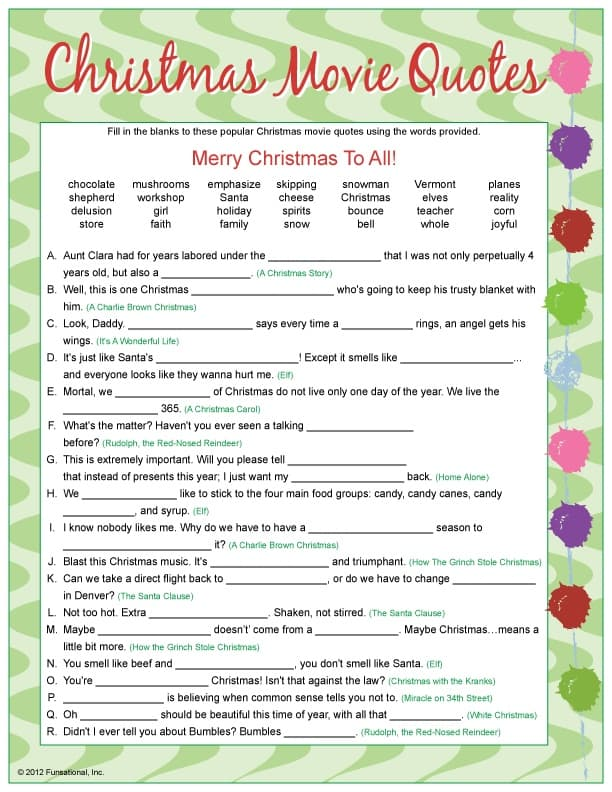 picture about Christmas Song Scramble Free Printable titled xmas charades sport and no cost printable roundup! - A female