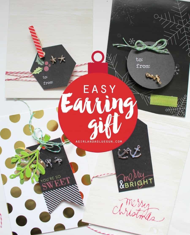 earring gift