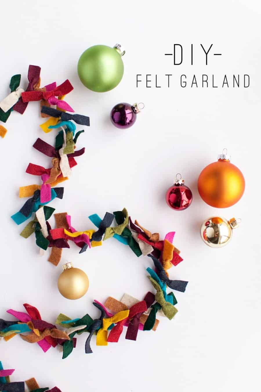 felt-garland