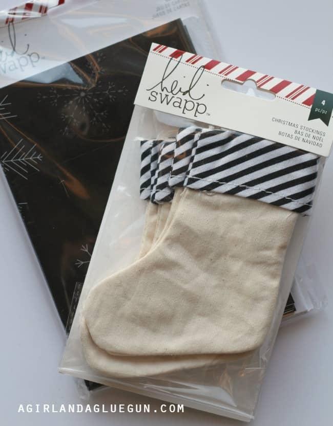 heidi swapp stocking