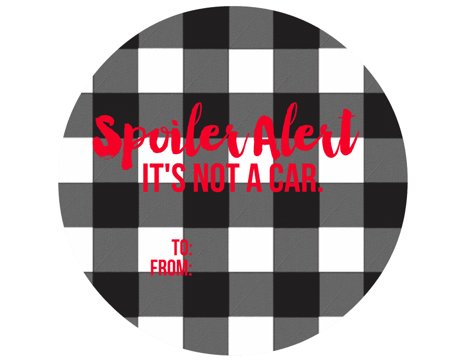 plaid tag 658
