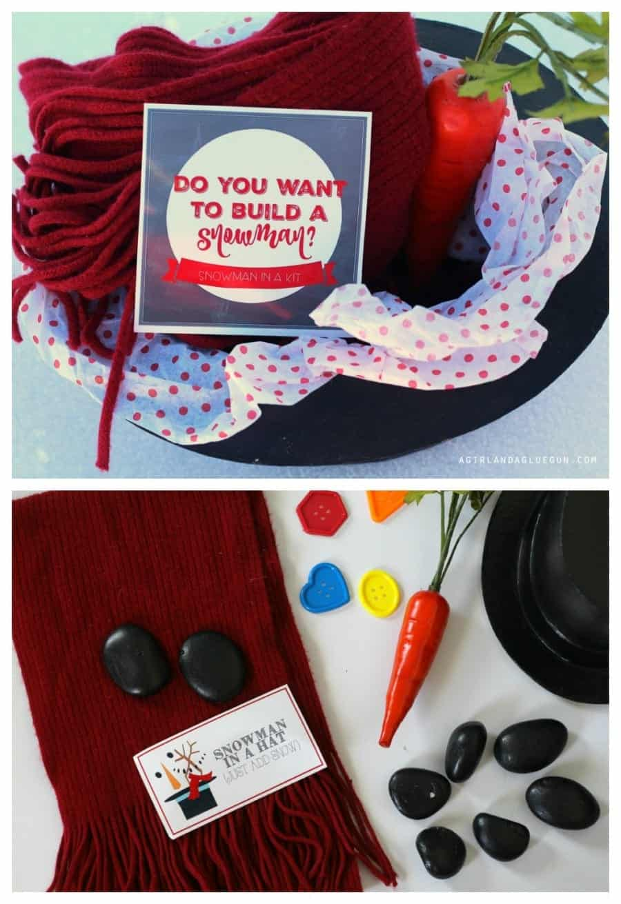Themed gift basket roundup - A girl and a glue gun