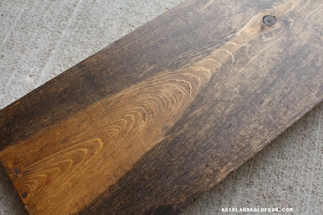 wood stain ideas