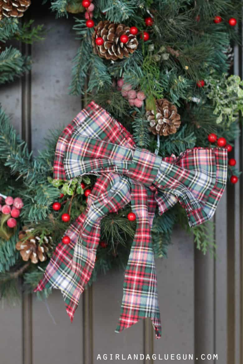 fun projects to make out of an old plaid shirt a and a glue gun