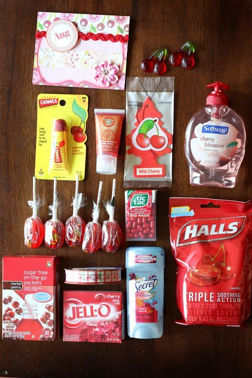 Colorful Gift Basket Ideas A Girl And A Glue Gun