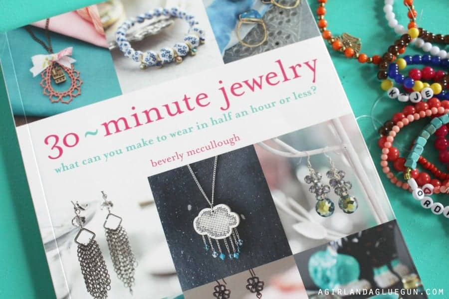 30 minute jewelry book