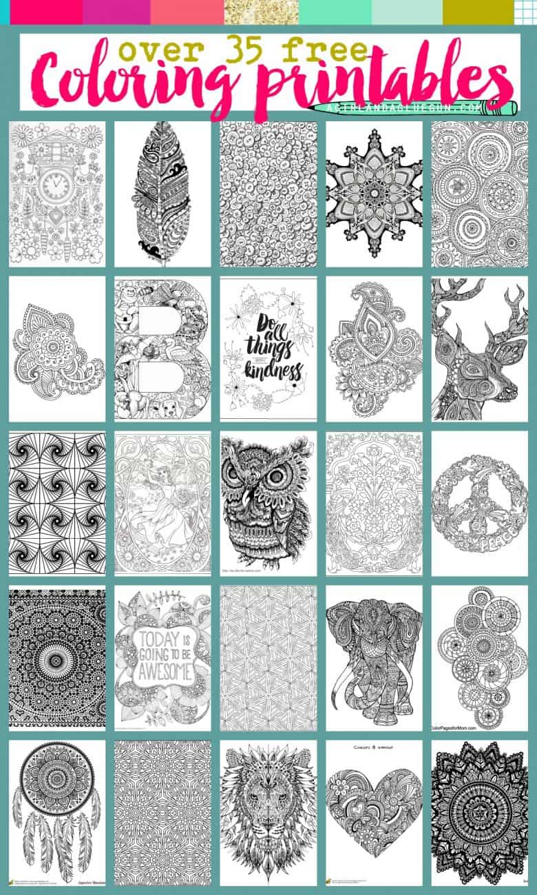 free coloring pages com printable free coloring pages printables - Coloring Pictures Free