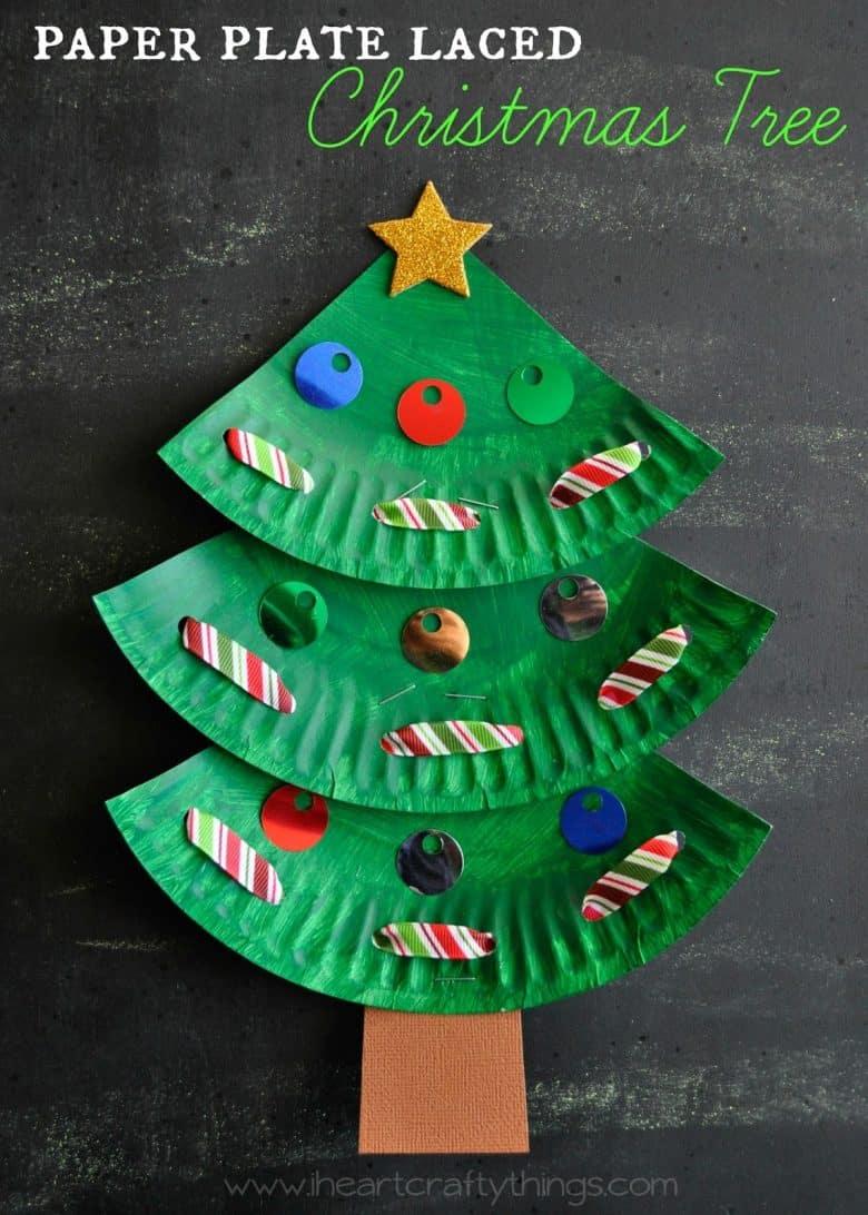 Christmas tree decoration ideas for kids - Christmas Tree Decoration Ideas For Kids 38