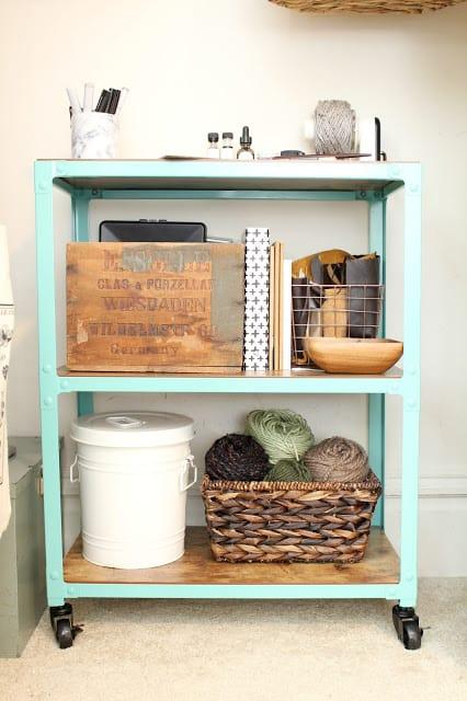 Tiny Functional Closet 4