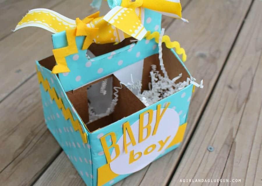 baby gift holder