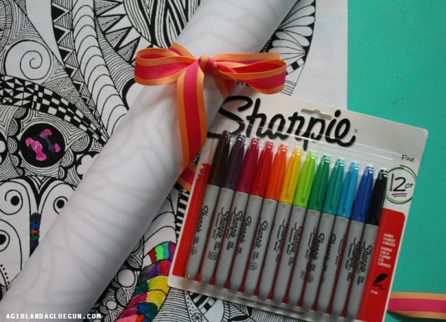best coloring present for crafters
