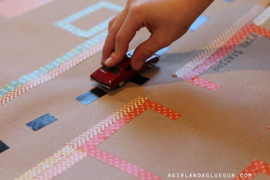 car mat diy