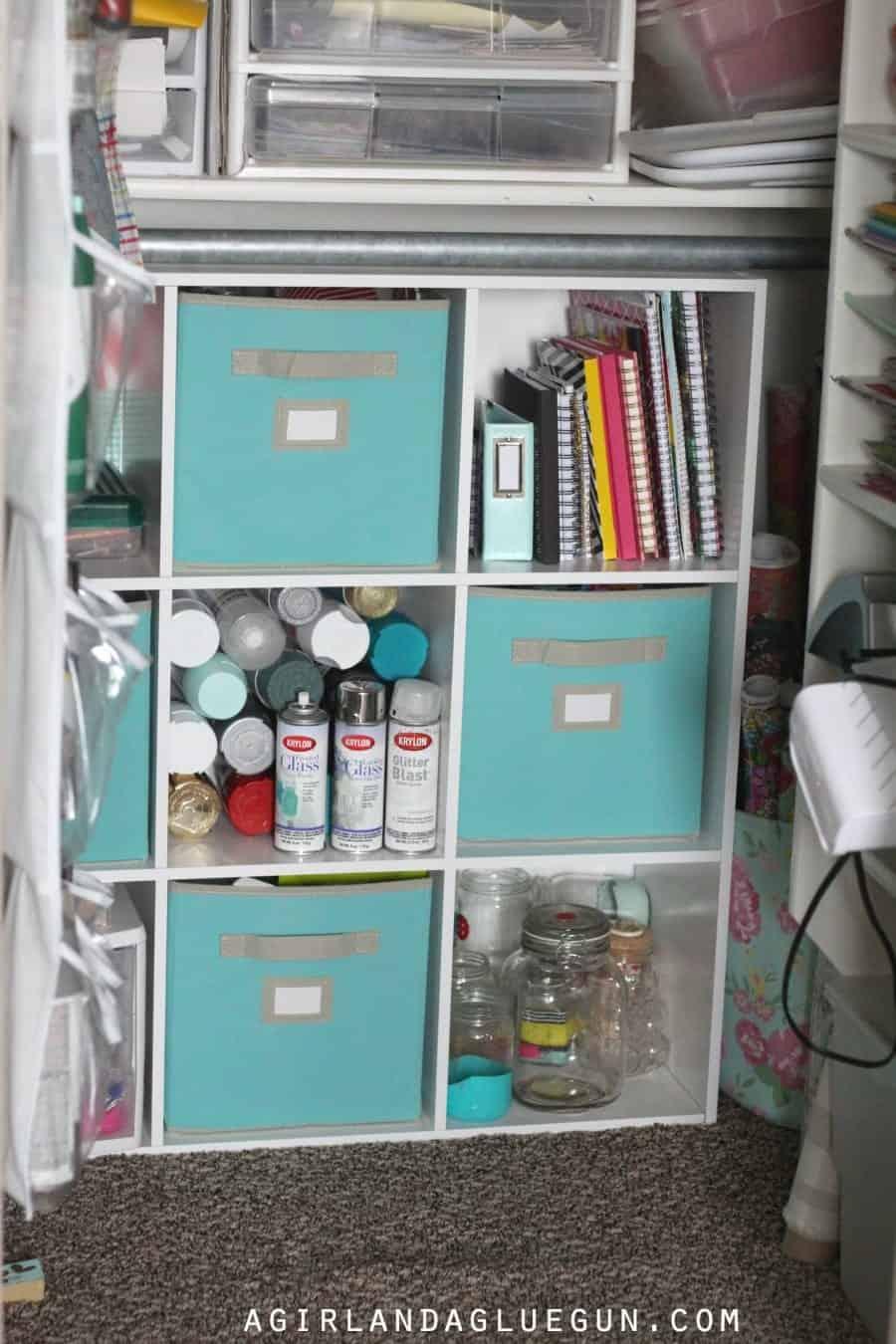 craft closet ideas